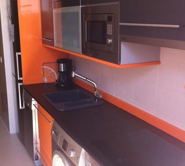 Comprar muebles de cocina a medida en Madrid | El Corte Maderero