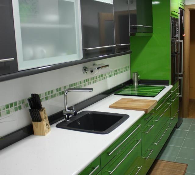 Comprar muebles de cocina a medida en Madrid 【 El Corte Maderero 】